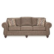700 Sofa with brass tacks Product Image