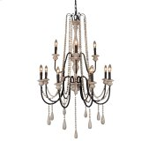 Mariella 12 lt. Chandelier Product Image