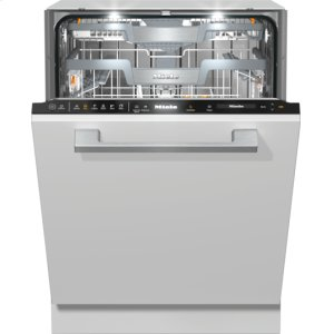MieleFully integrated dishwasher XXL with Automatic Dispensing thanks to AutoDos with integrated PowerDisk.