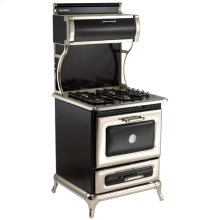 "Black 30"" Classic Dual Fuel Range - Model 4210"