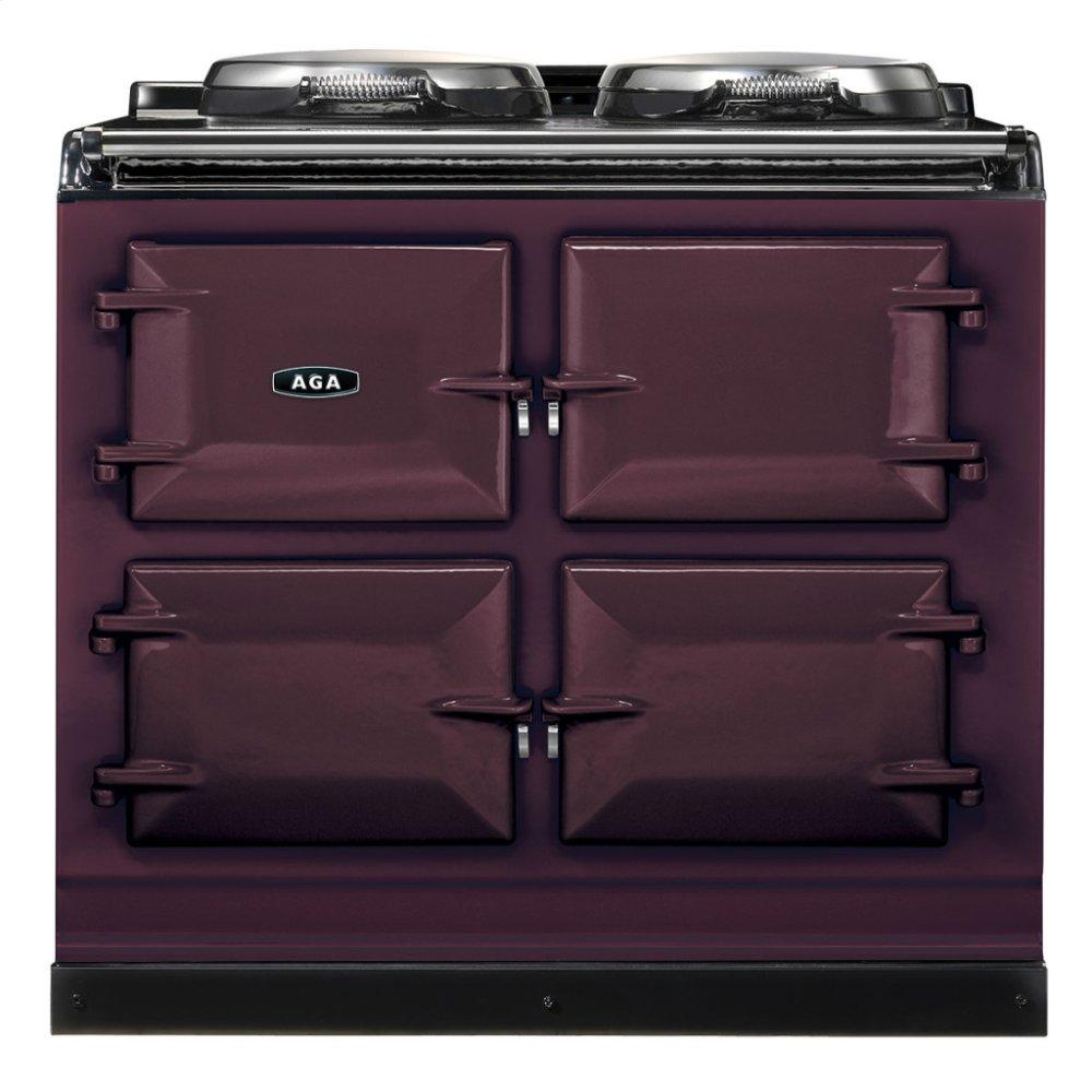 Aubergine AGA Dual Control 3-Oven Natural Gas  AUBERGINE
