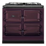 Aubergine  Dual Control 3-Oven Natural Gas