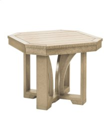 "T31 24"" Square End Table"