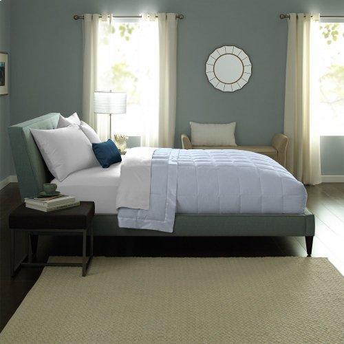 Full/Queen Pacific Coast® Blue Down Blanket Full/Queen
