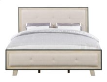 Emerald Home Synchrony King Bed Kit Washed Linen B112-14-k