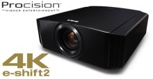 4K e-shift2 D-ILA Projector