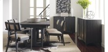 Palmer Mink Extension Dining Table