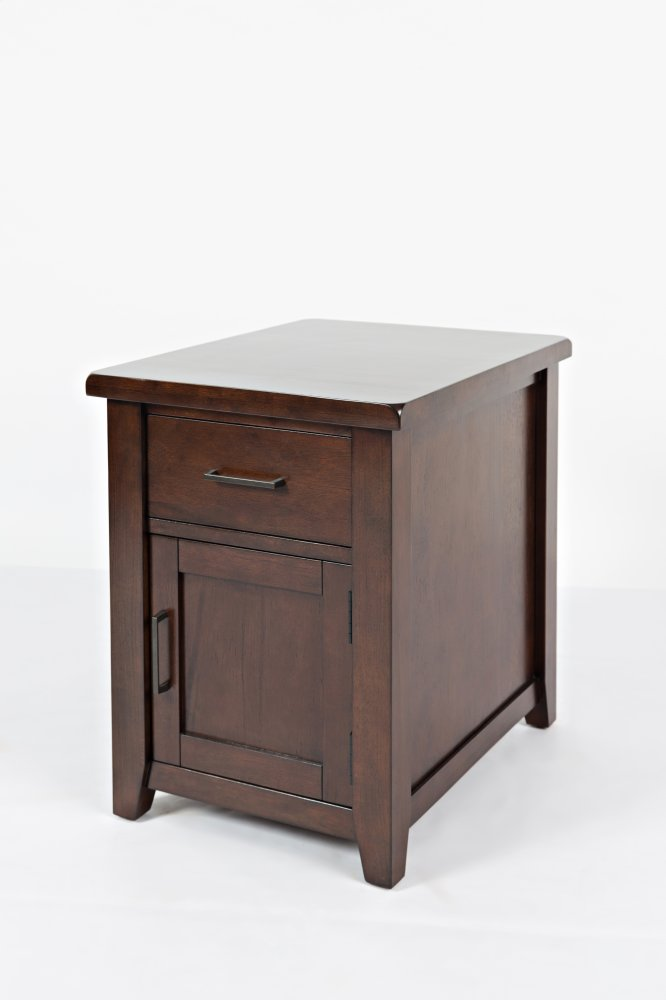 Ordinaire Twin Cities Chairside Table