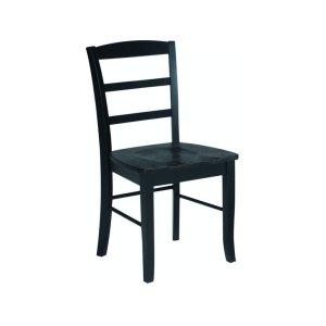 JOHN THOMAS FURNITUREMadrid Chair in Black