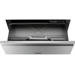 """Dacor30"""" Flush Warming Drawer, Silver Stainless Steel"""