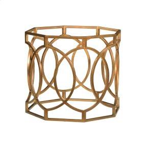 Tiffany Octagonal Table Base