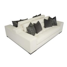 Koda (wood leg) 2 Faced Sofa