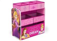 Princess Multi-Bin Toy Organizer - Princess
