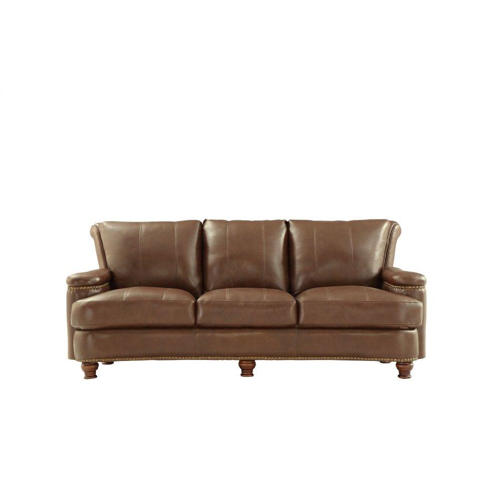 2493 Hutton Sofa T27 Brown