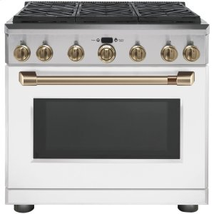 "Cafe36"" All Gas Professional Range with 6 Burners (Natural Gas)"
