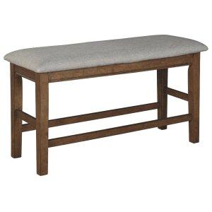 Ashley FurnitureSIGNATURE DESIGN BY ASHLEYDouble UPH Bench (1/CN)