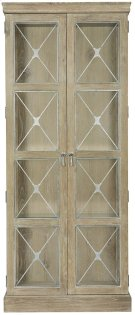 Rustic Patina Curio in Sand (387) Product Image
