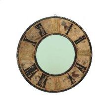 Clock Mirror
