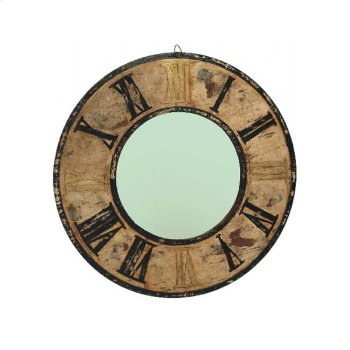 Clock Mirror Product Image