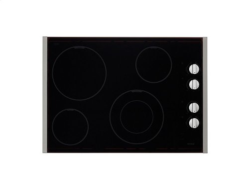 30-inch Wide Electric Cooktop with Speed Heat Element [OPEN BOX]