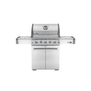 Napoleon GrillsLEX 485 WITH INFRARED SIDE BURNER AND REAR BURNERS