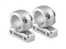 ETXv3 Enclosed Speaker System Swivel Mount Fixture, for pipe diameter of 2.375 in (60.3 mm)