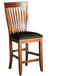 Monterey Counter Chair w/ Fabric Seat