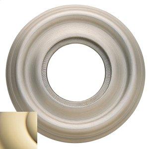 Lifetime Polished Brass 5038 Estate Rose Product Image