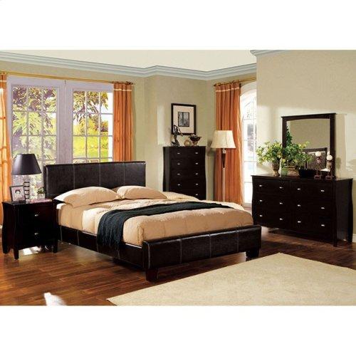 Queen-Size Uptown Bed