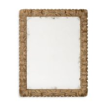 Wrenbury rectangular mirror