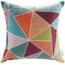 Modway Outdoor Patio Pillow in Mosaic Product Image