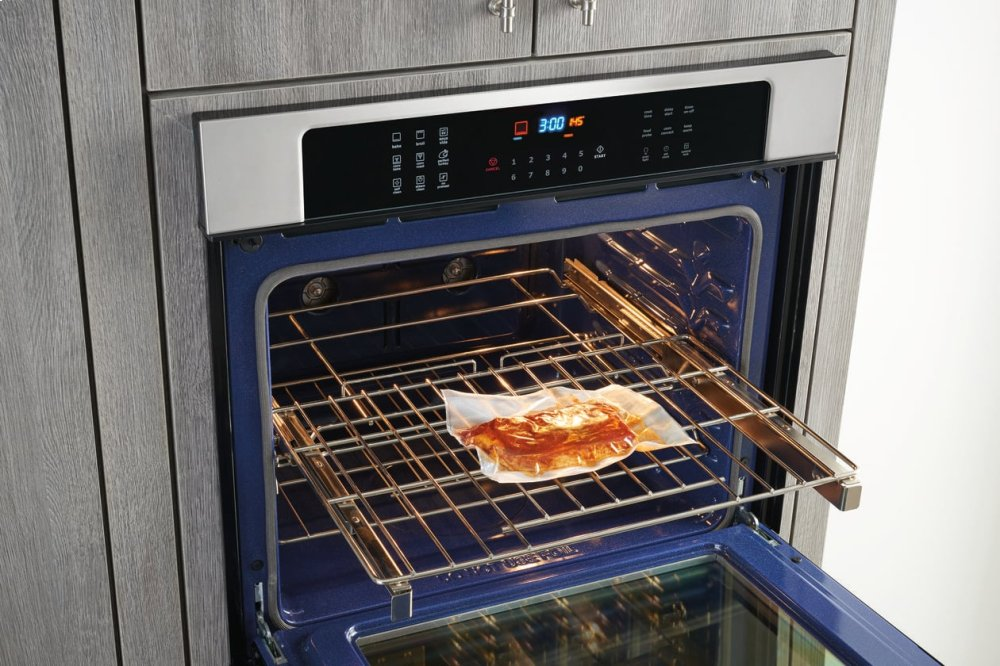 electrolux 30'' electric single wall oven with iq-touch controls