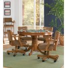 Mitchell Traditional Oak Game Table Product Image
