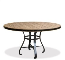 Sherborne Table Top 139 lbs Toasted Pecan finish