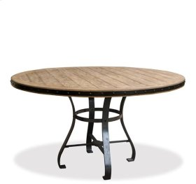 Sherborne Table Base 55 lbs Toasted Pecan finish