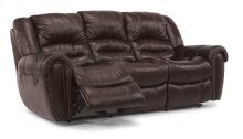 Crosstown Leather Power Reclining Sofa