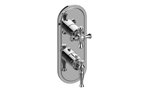 Lauren M-Series Valve Trim with Two Handles