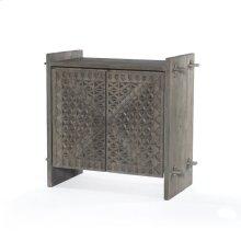 Columbus Small Sideboard-aged Grey