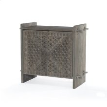 Columbus Small Sideboard-aged Grey