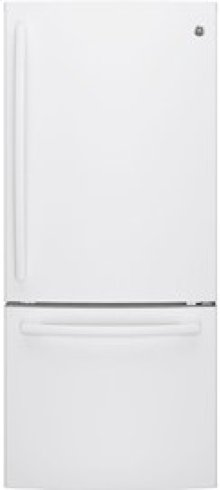 20.9 Cu. Ft. Bottom-Freezer Refrigerator
