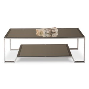 East End Stainless Steel Coffee Table