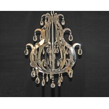 Julia Chandelier Crystal