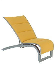 Flair Padded Sling Recliner