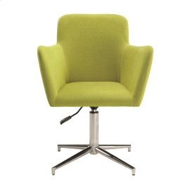 Modern Yellow Adjustable Dining Chair