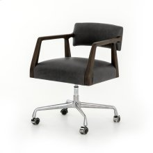 Chaps Ebony Cover Tyler Desk Chair