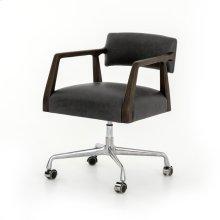 Chaps Ebony Cover Tyler Desk Chair