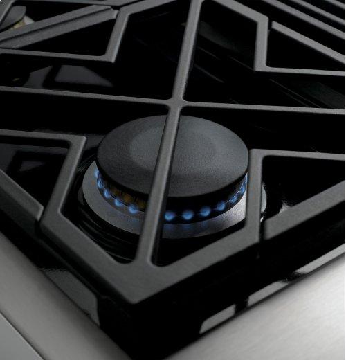 "Monogram 30"" Dual-Fuel Professional Range with 4 Burners (Natural Gas)"