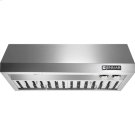 "Pro-Style™ Low Profile Under Cabinet Hood, 36"", Pro-Style® Stainless Product Image"