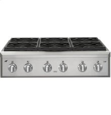 "CGU366SEHSS-GE Cafe™ Series 36"" Gas Rangetop-DISPLAY-ONLY AT THE JONESBORO LOCATION !"