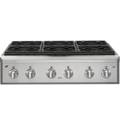"""GE Cafe™ Series 36"""" Gas Rangetop Product Image"""